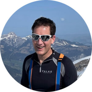 Tourenleiter Adrian Stucki