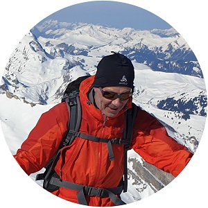 Tourenleiter Hansruedi Grob